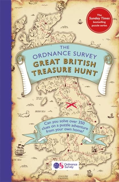 Ordnance Survey Great British Treasure Hunt