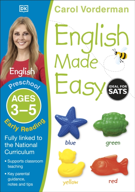 English Made Easy: Early Reading, Ages 3-5 (Preschool)