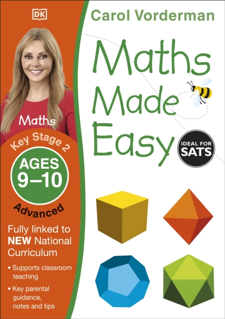 Maths Made Easy: Advanced, Ages 9-10 (Key Stage 2)