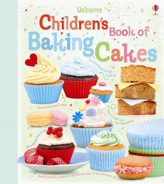 Children's Book of Baking Cakes