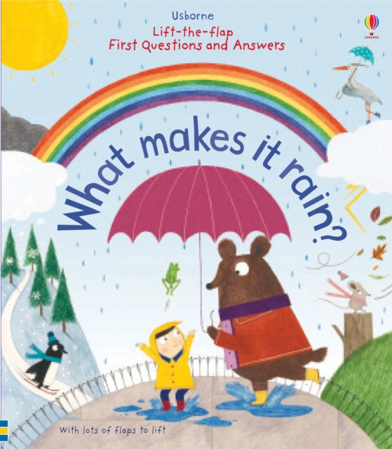 First Questions and Answers: What makes it rain?