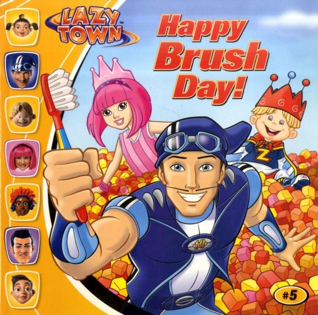 HAPPY BRUSH DAY