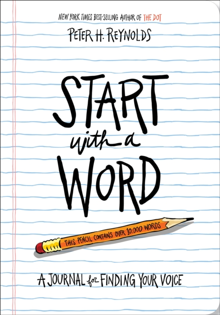 Start with a Word (Guided Journal): A Journal for Finding Your Voice