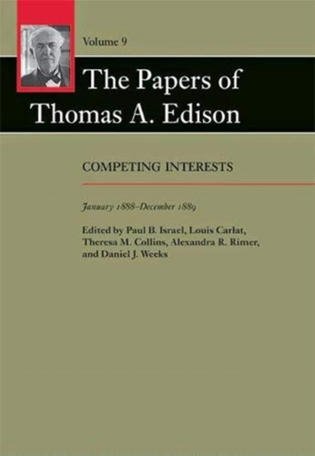 Papers of Thomas A. Edison