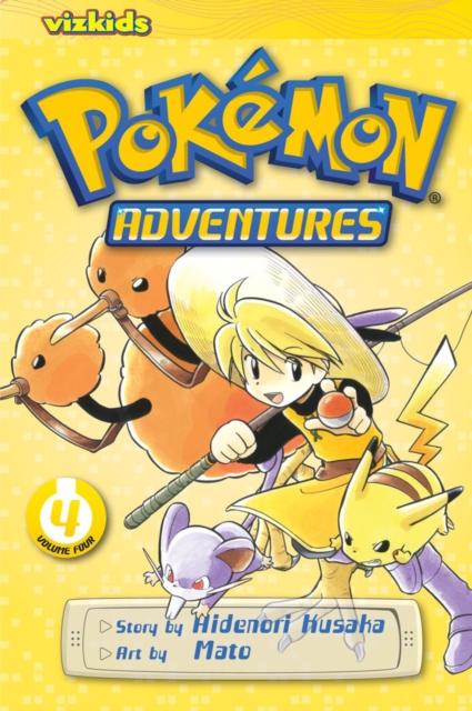Pokemon Adventures 04