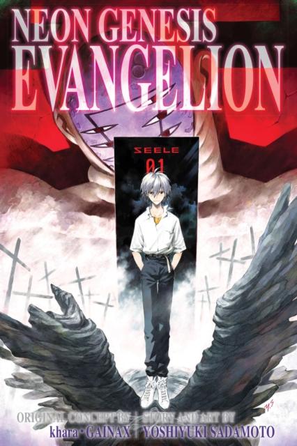 Neon Genesis Evangelion 3-in-1 Edition, Vol. 4 : Includes vols. 10, 11 & 12