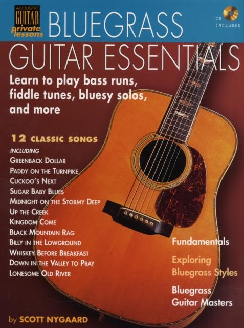 Bluegrass Guitar Essentials