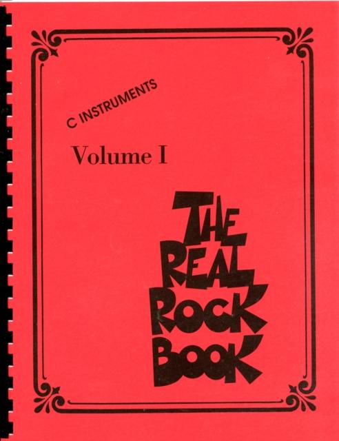 Real Rock Book - Volume I