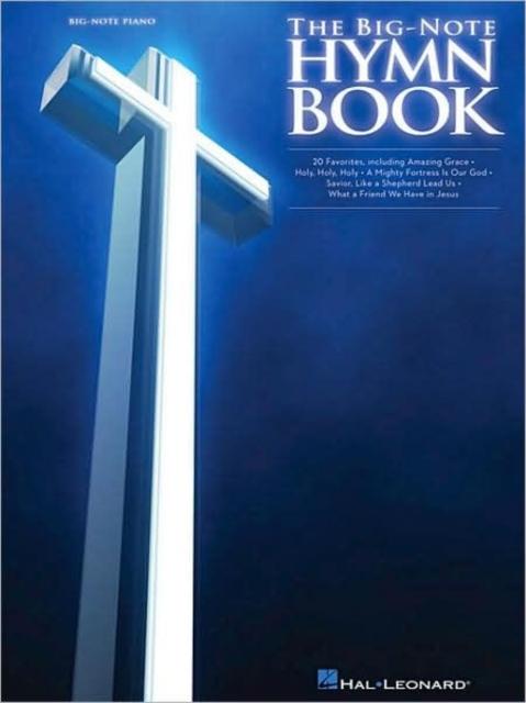 Big-Note Hymn Book