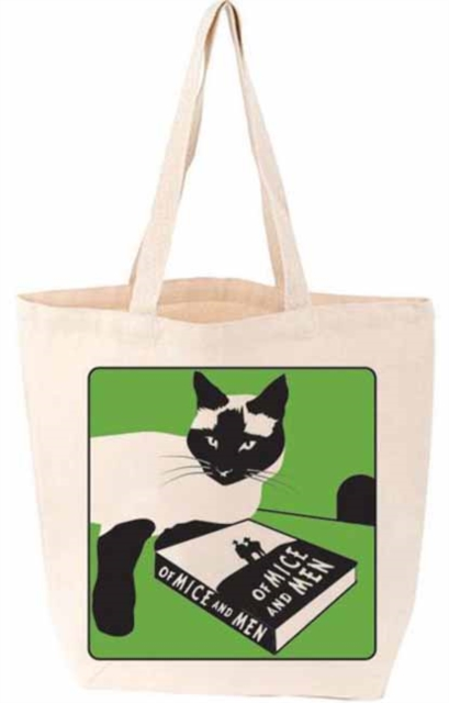 Of Mice and Men Cat Tote FIRM SALE