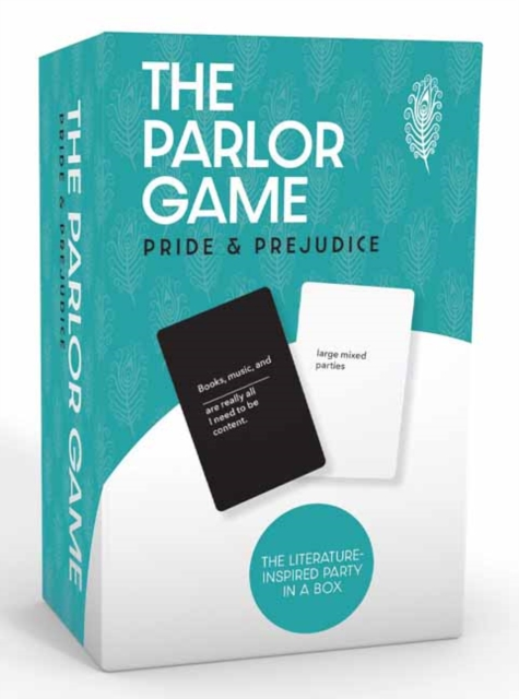 Pride and Prejudice the Parlor Game
