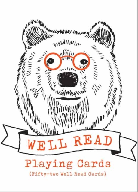 Well Read Playing Cards