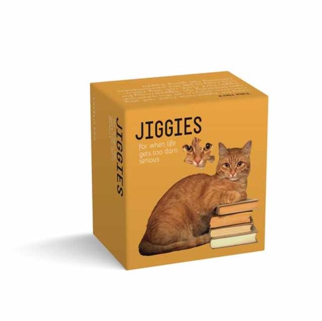 Cat Reader Jiggie