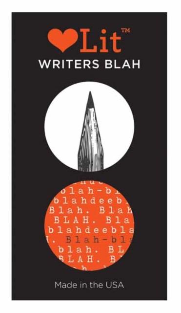 Writer's Blah Button 2-Pack