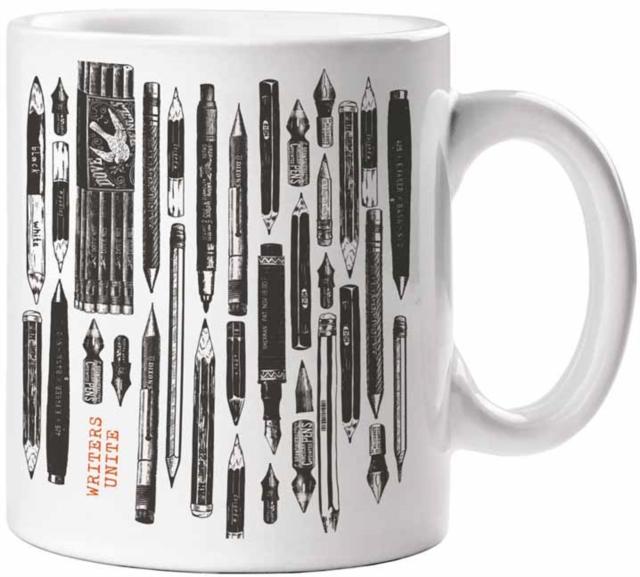 Pen and Pencil Mug