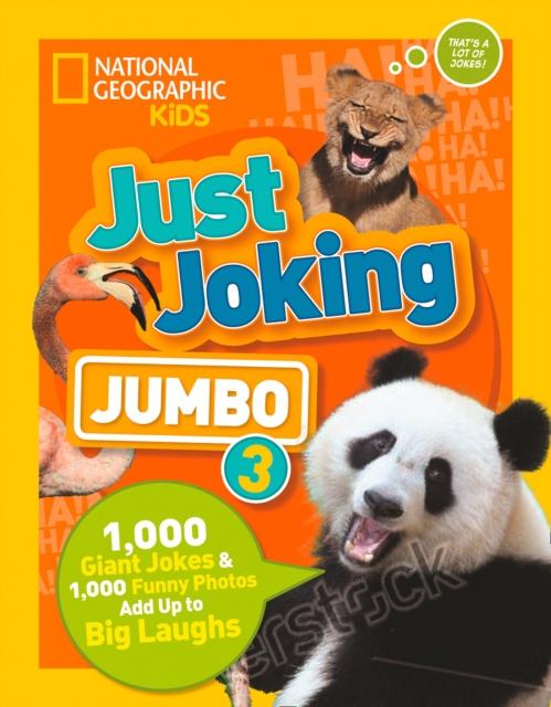 Just Joking: Jumbo 3