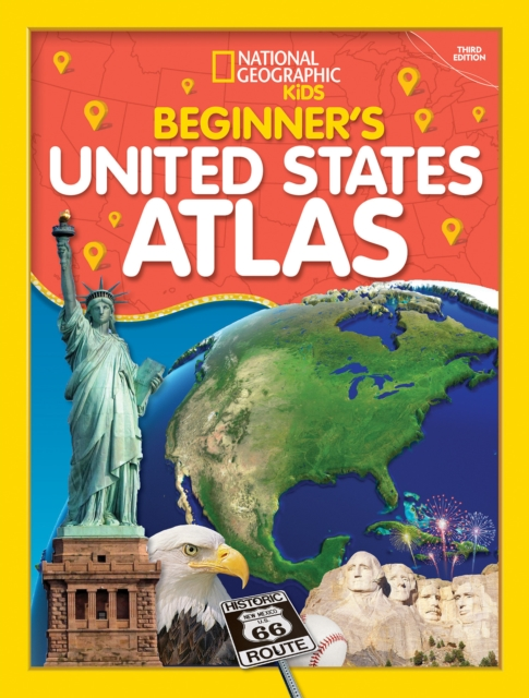 Beginner's U.S. Atlas 2020