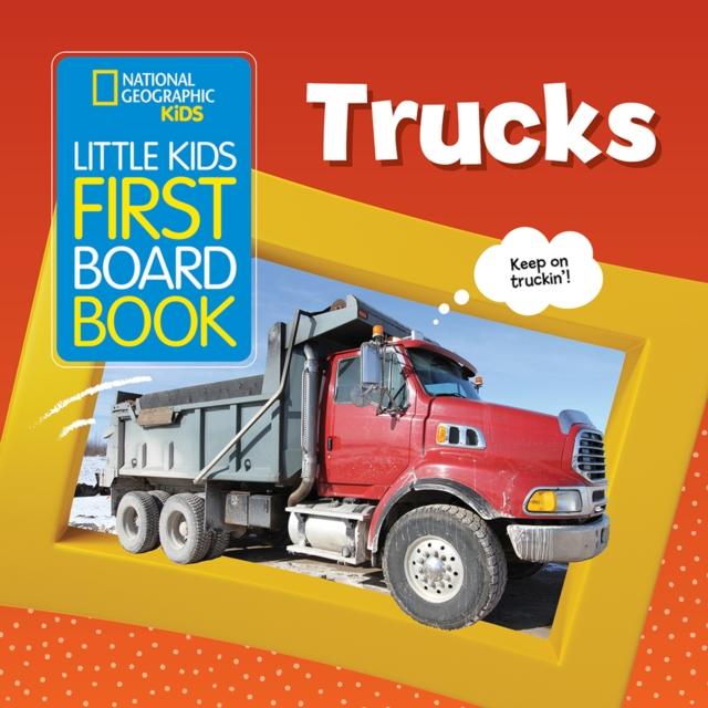 Little Kids First Board Book: Trucks