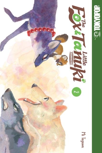 Fox & the Little Tanuki, Volume 2