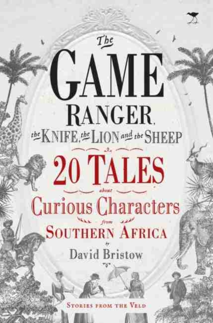 game ranger, the knife, the lion and the sheep