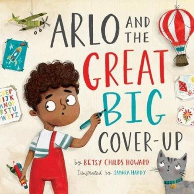 Arlo and the Great Big Cover-Up