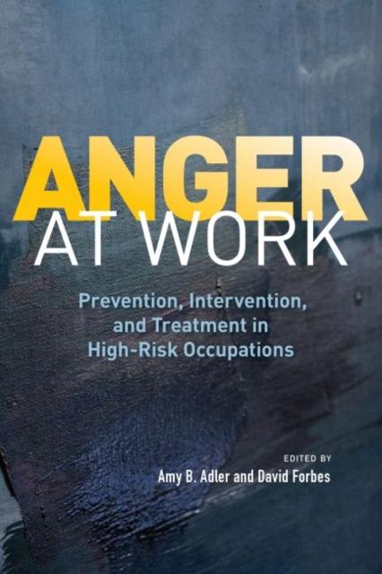 Anger at Work