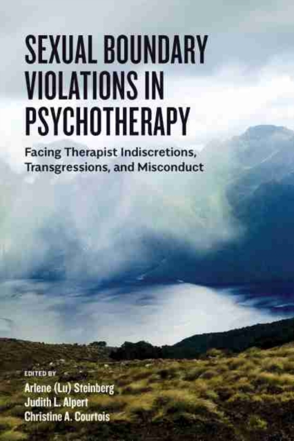 Sexual Boundary Violations in Psychotherapy