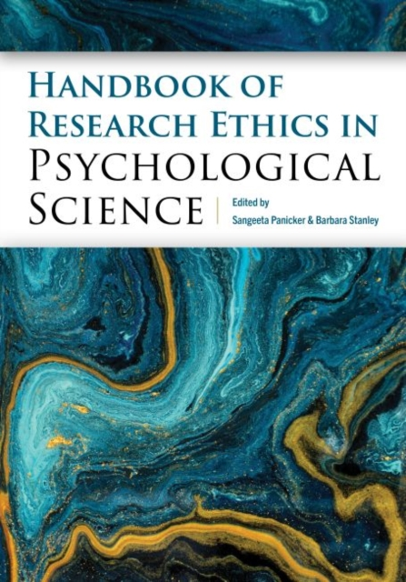 Handbook of Research Ethics in Psychological Science