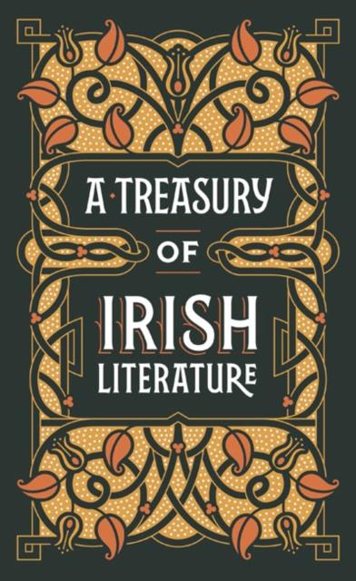 Treasury of Irish Literature (Barnes & Noble Omnibus Leatherbound Classics)