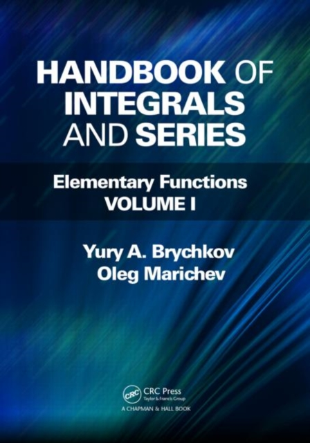 Handbook of Integrals and Series