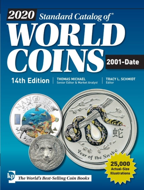 2020 Standard Catalog of World Coins, 2001-Date