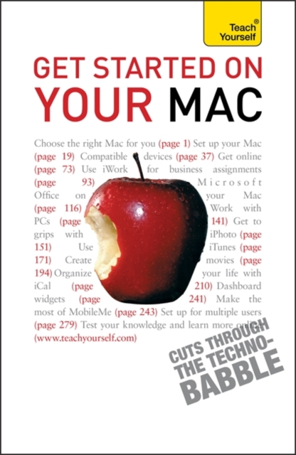 Get Started on your Mac