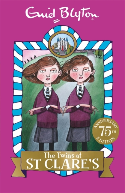 Twins at St Clare's