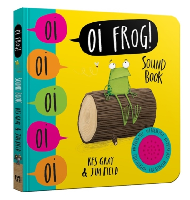 Oi Frog! Sound Book