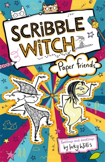 Scribble Witch: Paper Friends