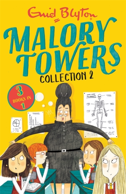 Malory Towers Collection 2