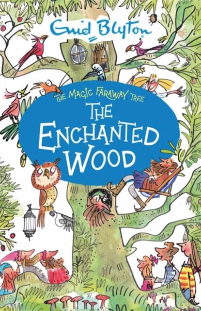 Magic Faraway Tree: The Enchanted Wood