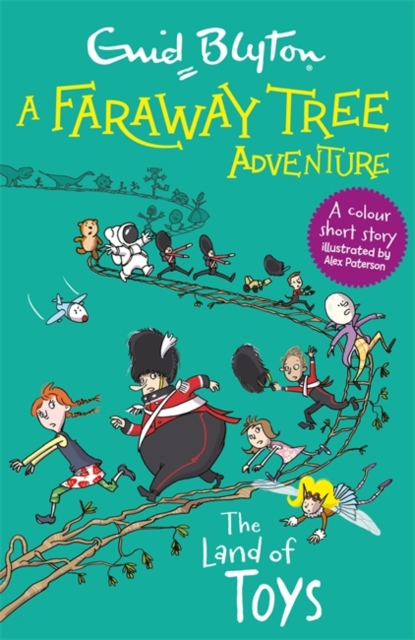 Faraway Tree Adventure: The Land of Toys
