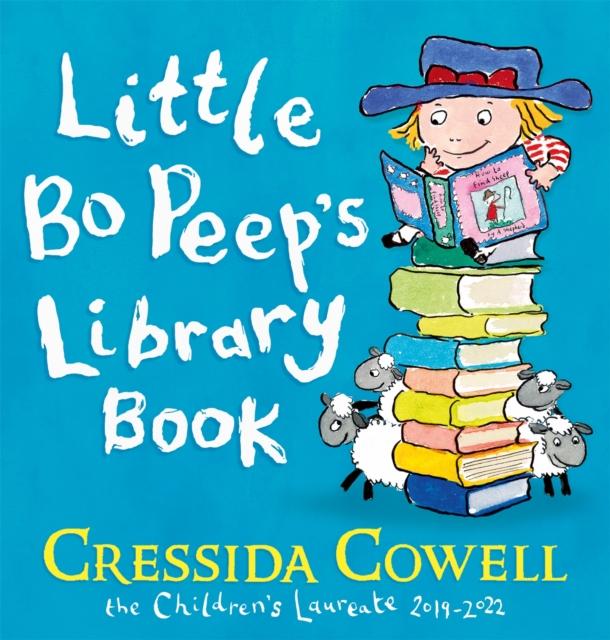 Little Bo Peep's Library Book
