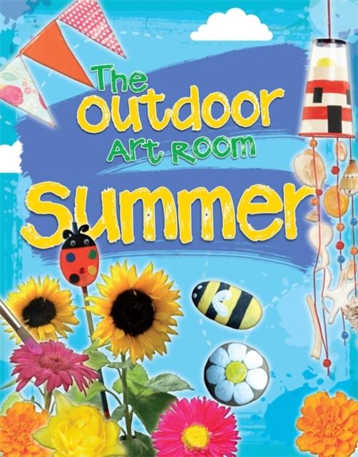 Outdoor Art Room: Summer