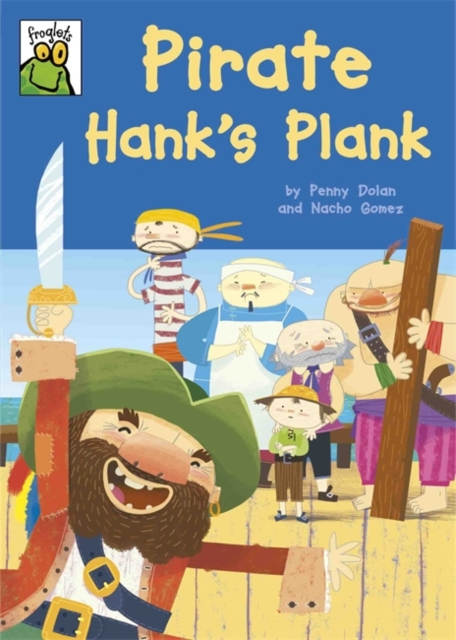 Pirate Hank's Plank