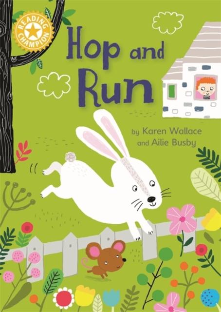 Reading Champion: Hop and Run