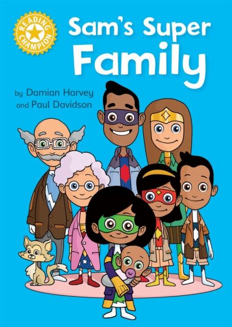 Reading Champion: Sam's Super Family