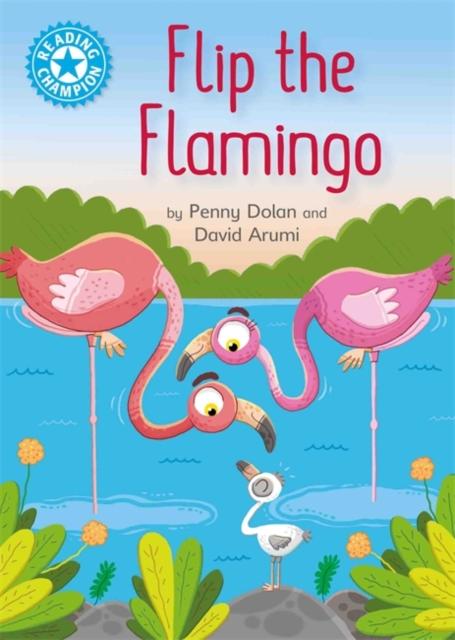 Reading Champion: Flip the Flamingo