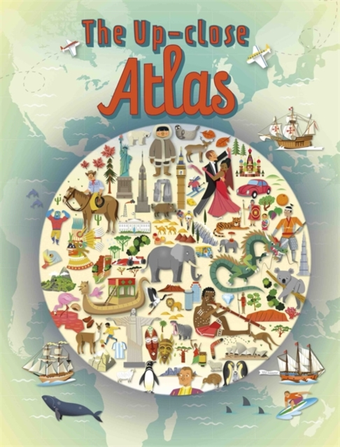 Up-close Atlas