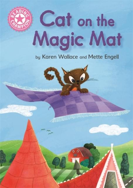 Reading Champion: Cat on the Magic Mat