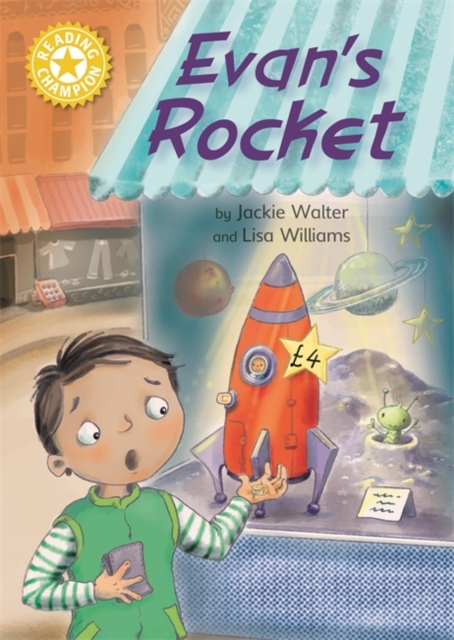 Reading Champion: Evan's Rocket