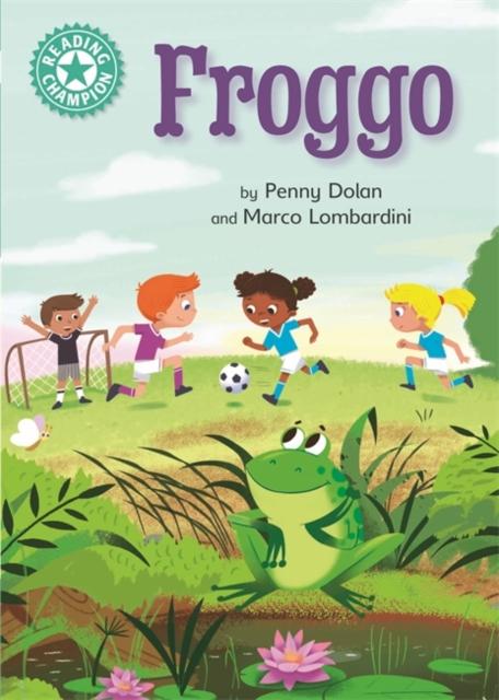 Reading Champion: Froggo