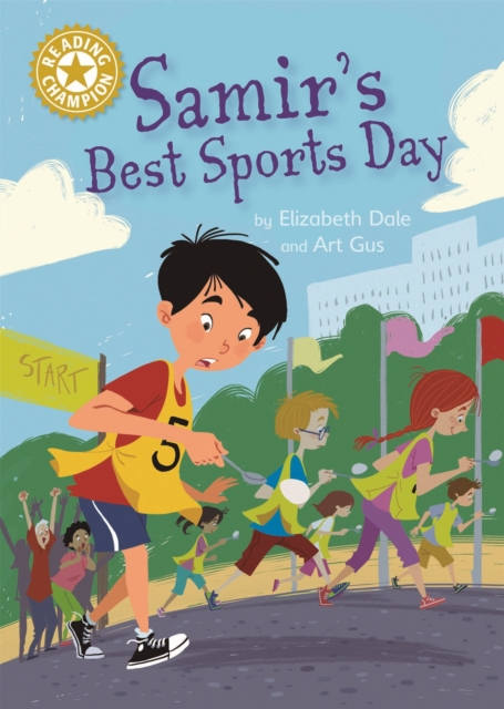Reading Champion: Samir's Best Sports Day