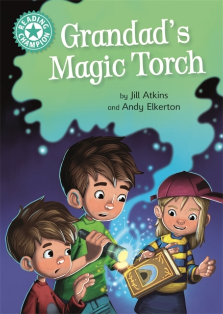 Reading Champion: Grandad's Magic Torch